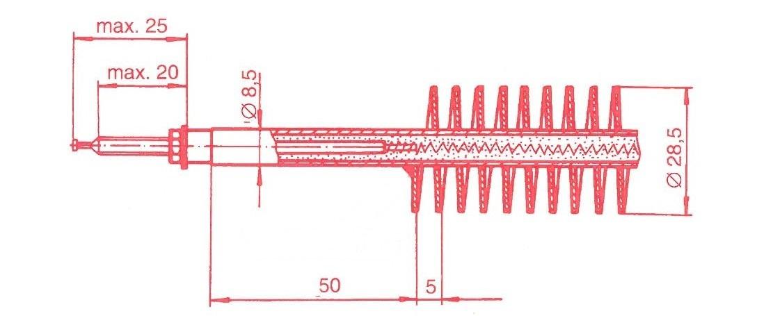BE Techniek - element met ribben opbouw
