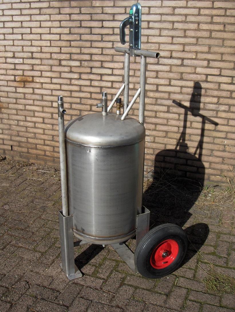 BE Techniek _ boilers op wielen